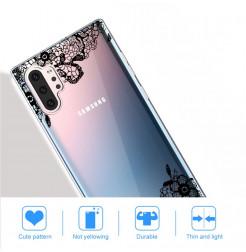 3768 - MadPhone Art силиконов кейс с картинки за Samsung Galaxy Note 10+ Plus