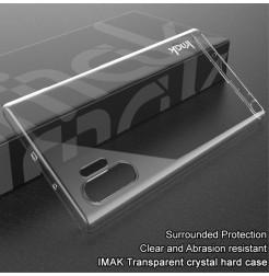 3811 - IMAK Crystal Case тънък твърд гръб за Samsung Galaxy Note 10+ Plus