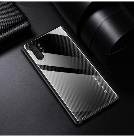 3823 - NXE Sky Glass стъклен калъф за Samsung Galaxy Note 10+ Plus
