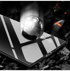 3824 - NXE Sky Glass стъклен калъф за Samsung Galaxy Note 10+ Plus