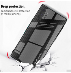 3826 - NXE Sky Glass стъклен калъф за Samsung Galaxy Note 10+ Plus