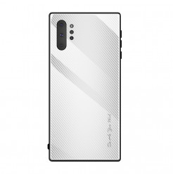 3834 - NXE Sky Glass стъклен калъф за Samsung Galaxy Note 10+ Plus