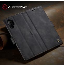 3880 - CaseMe премиум кожен калъф за Samsung Galaxy Note 10+ Plus