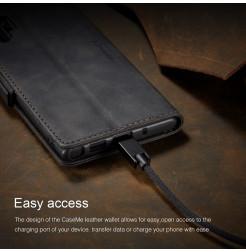 3881 - CaseMe премиум кожен калъф за Samsung Galaxy Note 10+ Plus