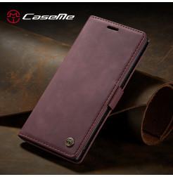 3892 - CaseMe премиум кожен калъф за Samsung Galaxy Note 10+ Plus