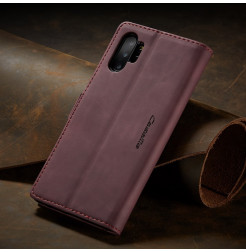 3893 - CaseMe премиум кожен калъф за Samsung Galaxy Note 10+ Plus
