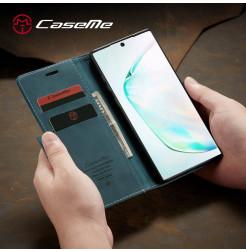 3900 - CaseMe премиум кожен калъф за Samsung Galaxy Note 10+ Plus