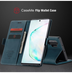 3902 - CaseMe премиум кожен калъф за Samsung Galaxy Note 10+ Plus