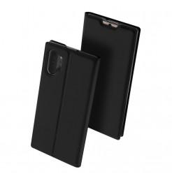 3912 - Dux Ducis Skin кожен калъф за Samsung Galaxy Note 10+ Plus