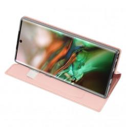 3927 - Dux Ducis Skin кожен калъф за Samsung Galaxy Note 10+ Plus