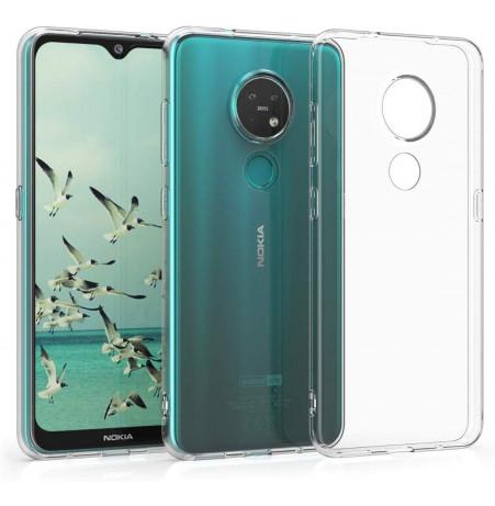 3955 - MadPhone супер слим силиконов гръб за Nokia 7.2 / 6.2