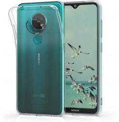 3956 - MadPhone супер слим силиконов гръб за Nokia 7.2 / 6.2