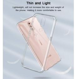 3981 - MadPhone супер слим силиконов гръб за Nokia 4.2