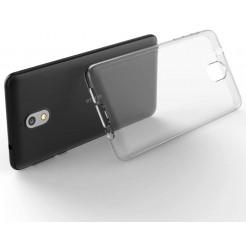 3993 - MadPhone супер слим силиконов гръб за Nokia 3.1