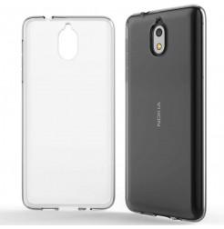 3994 - MadPhone супер слим силиконов гръб за Nokia 3.1