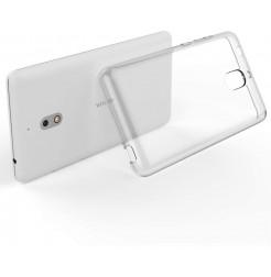 3998 - MadPhone супер слим силиконов гръб за Nokia 2.1