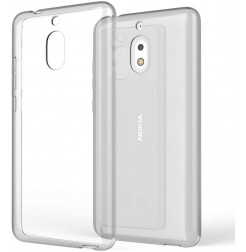 3999 - MadPhone супер слим силиконов гръб за Nokia 2.1