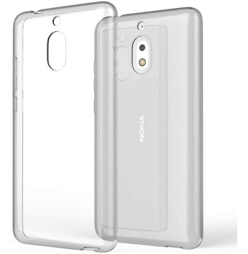 3999 - MadPhone супер слим силиконов гръб за Nokia 2.1