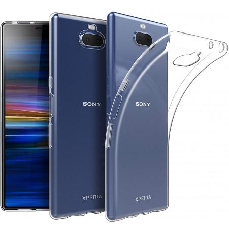 4021 - MadPhone супер слим силиконов гръб за Sony Xperia 10