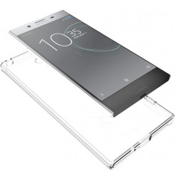 4048 - MadPhone супер слим силиконов гръб за Sony Xperia XZ Premium