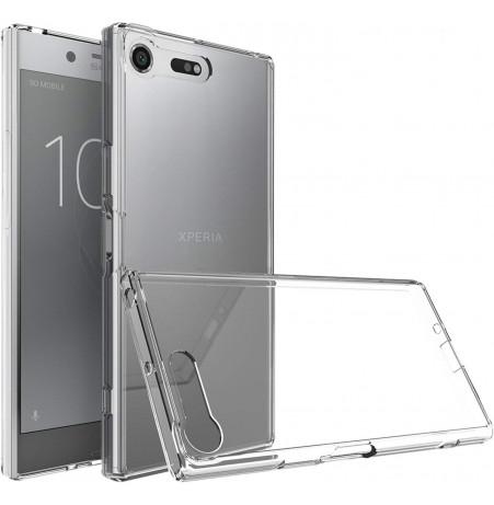 4049 - MadPhone супер слим силиконов гръб за Sony Xperia XZ Premium