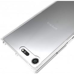 4050 - MadPhone супер слим силиконов гръб за Sony Xperia XZ Premium