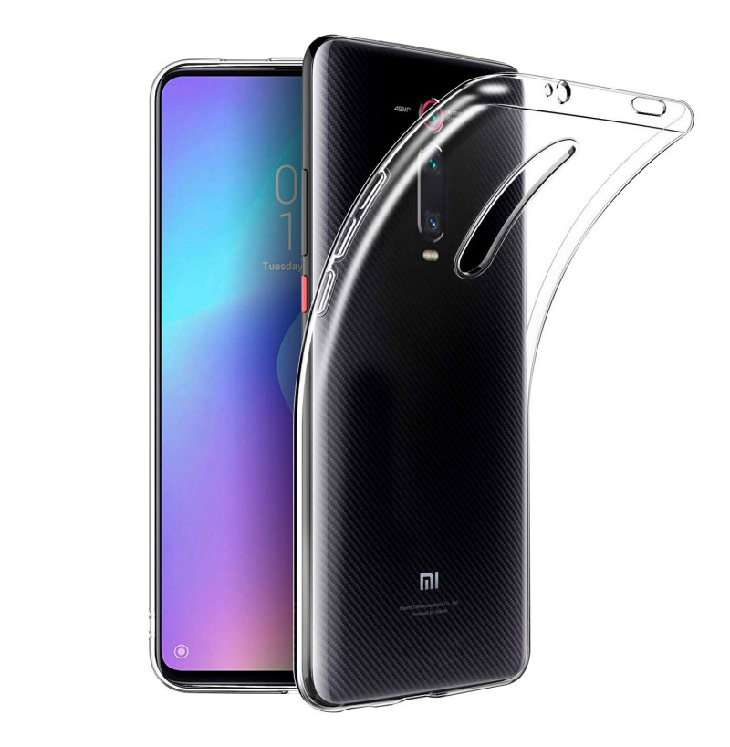 4071 - MadPhone супер слим силиконов гръб за Xiaomi Mi 9T / K20 / Mi 9T Pro / K20 Pro