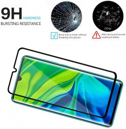 4089 - 5D стъклен протектор за Xiaomi Mi Note 10 / CC9 Pro