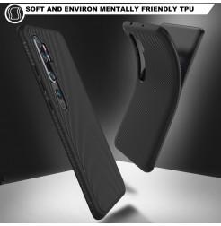 4122 - MadPhone релефен TPU калъф за Xiaomi Mi Note 10 / CC9 Pro