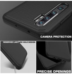 4124 - MadPhone релефен TPU калъф за Xiaomi Mi Note 10 / CC9 Pro