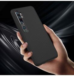 4125 - MadPhone релефен TPU калъф за Xiaomi Mi Note 10 / CC9 Pro