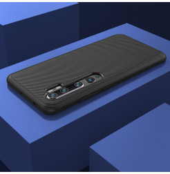 4126 - MadPhone релефен TPU калъф за Xiaomi Mi Note 10 / CC9 Pro