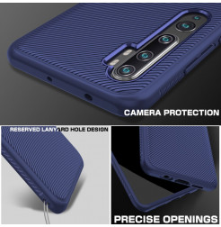 4148 - MadPhone релефен TPU калъф за Xiaomi Mi Note 10 / CC9 Pro