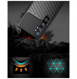 4160 - MadPhone Thunder силиконов кейс за Xiaomi Mi Note 10 / CC9 Pro
