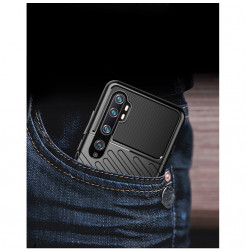 4162 - MadPhone Thunder силиконов кейс за Xiaomi Mi Note 10 / CC9 Pro