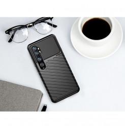4169 - MadPhone Thunder силиконов кейс за Xiaomi Mi Note 10 / CC9 Pro