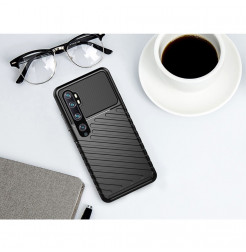 4175 - MadPhone Thunder силиконов кейс за Xiaomi Mi Note 10 / CC9 Pro