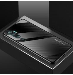 4186 - NXE Sky Glass стъклен калъф за Xiaomi Mi Note 10 / CC9 Pro