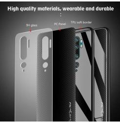 4194 - NXE Sky Glass стъклен калъф за Xiaomi Mi Note 10 / CC9 Pro