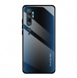 4207 - NXE Sky Glass стъклен калъф за Xiaomi Mi Note 10 / CC9 Pro