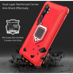 4246 - MadPhone Power Case кейс със стойка за Xiaomi Mi Note 10 / CC9 Pro
