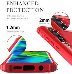 4247 - MadPhone Power Case кейс със стойка за Xiaomi Mi Note 10 / CC9 Pro