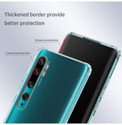 4269 - Nillkin Nature TPU силиконов кейс калъф за Xiaomi Mi Note 10 / CC9 Pro