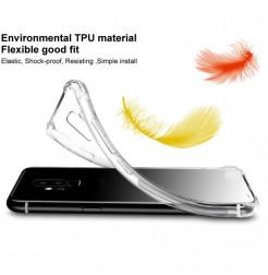 4283 - IMAK Airbag силиконов калъф за Xiaomi Mi Note 10 / CC9 Pro