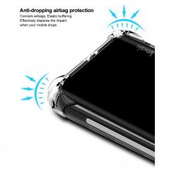 4284 - IMAK Airbag силиконов калъф за Xiaomi Mi Note 10 / CC9 Pro