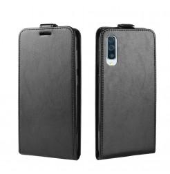 434 - MadPhone Flip кожен калъф за Samsung Galaxy A50 / A30s