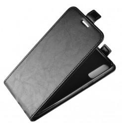 437 - MadPhone Flip кожен калъф за Samsung Galaxy A50 / A30s