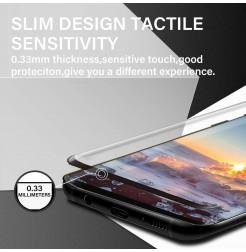 4460 - 3D стъклен протектор за целия дисплей Samsung Galaxy S8