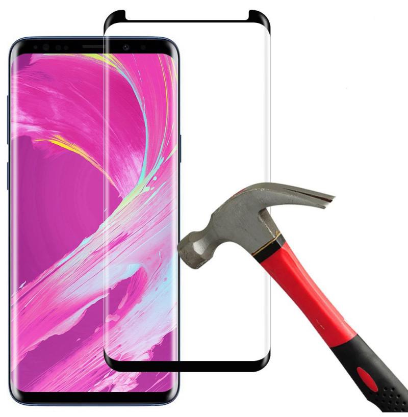 4465 - 5D стъклен протектор за Samsung Galaxy S8