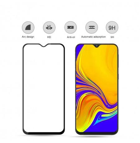 45 - 3D стъклен протектор за целия дисплей Samsung Galaxy A50 / A30s
